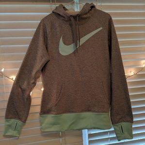 Nike Sweatshirt Hoodie Size Med